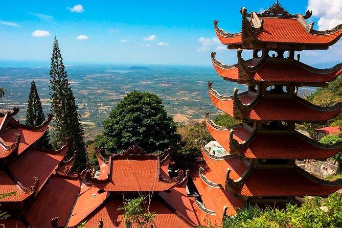 The Magnificence of the Ta Ku Mountain