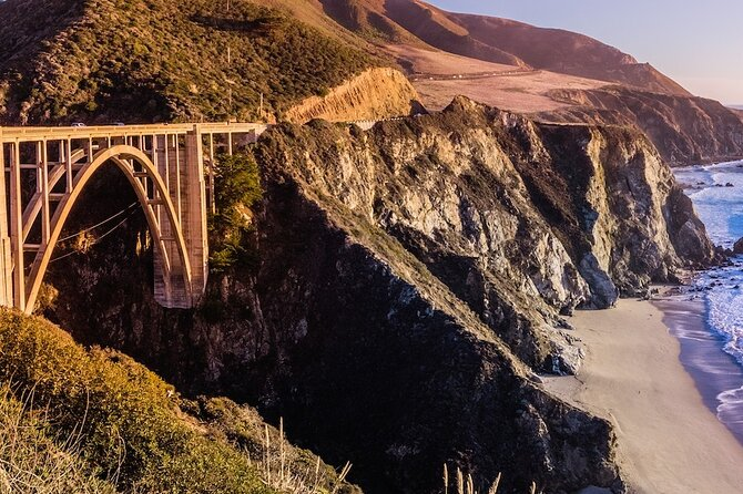 Driving the California Coast: A Self-Guided Audio Driving Tour