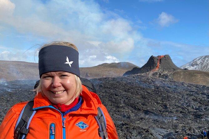 Volcano Eruption Hike
