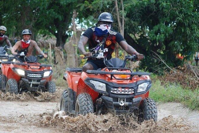 3-Hour ATV and Horseback Ride Adventure in Punta Cana