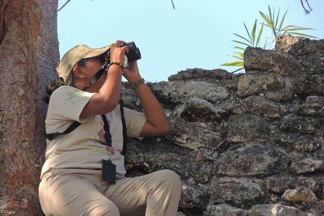 Chichen Itza & Birding in a Mayan Community, a Nature Reserve and a Cenote.