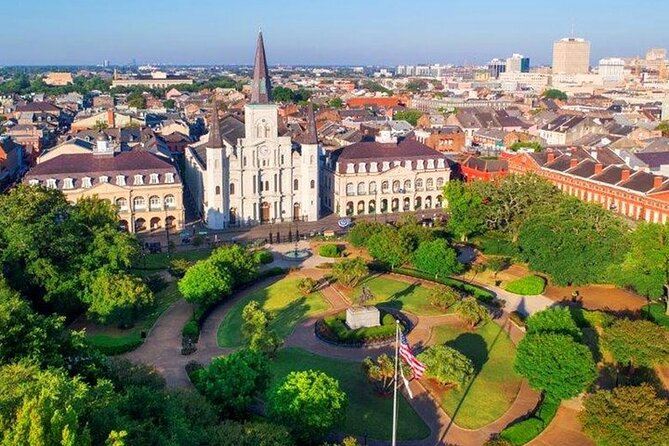 New Orleans City & Cemetery Sightseeing Tour