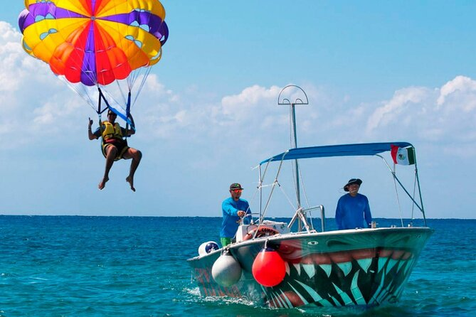 Parasailing in Paradise and Beach Break