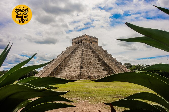 Chichen Itzá, cenote and Valladolid Small groups day Trip from Tulum
