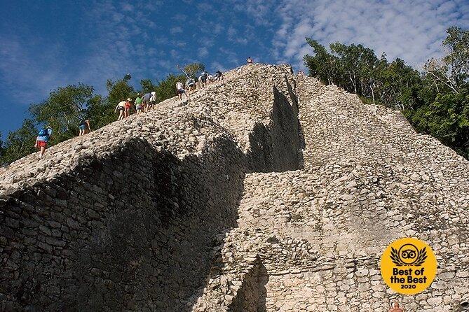 Mayan Inland Expedition - Coba Ruins, Punta Laguna and Mayan family