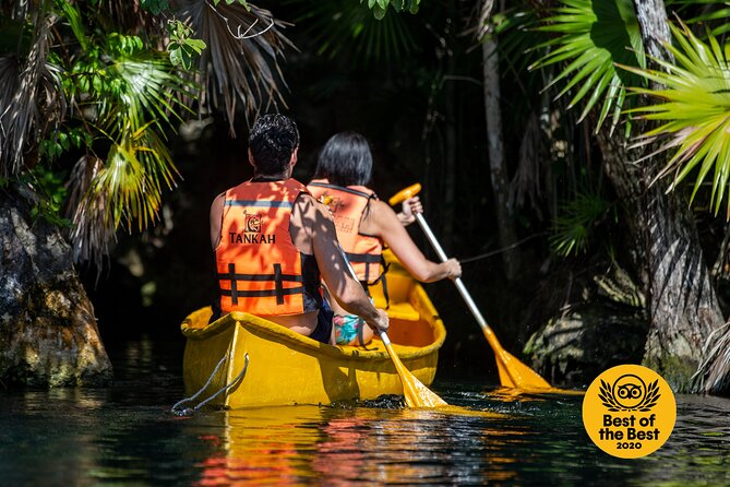 Tulum archaeological site and Jungle Adventure