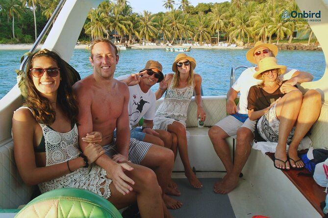 OnBird - Small group snorkeling trip with touristy-avoiding route (max 8 pax)