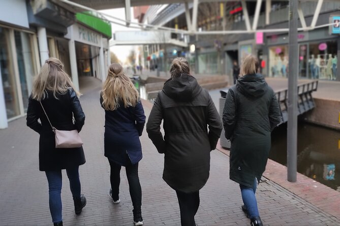 Self-Guided Interactive Walking Tour in the Centre of Zaandam