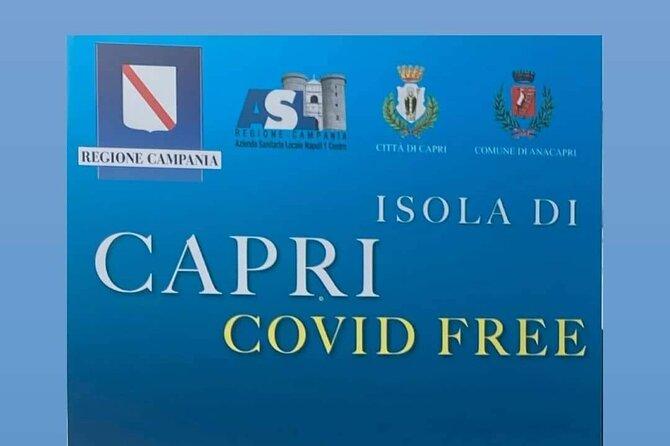fantastic tour of the island of Capri