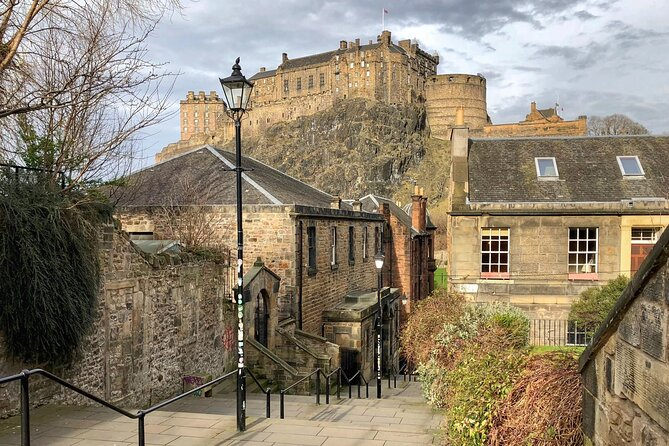 Old Edinburgh Private Walking Tour