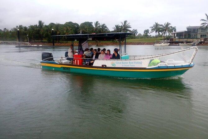 Hinchinbrook Island Channel Tour