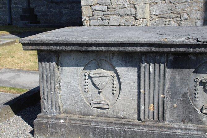 Historical Irish Graveyards Tour in Kilkenny