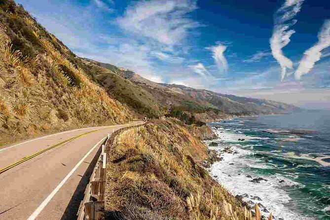 5 Day California Pacific Coast Getaway
