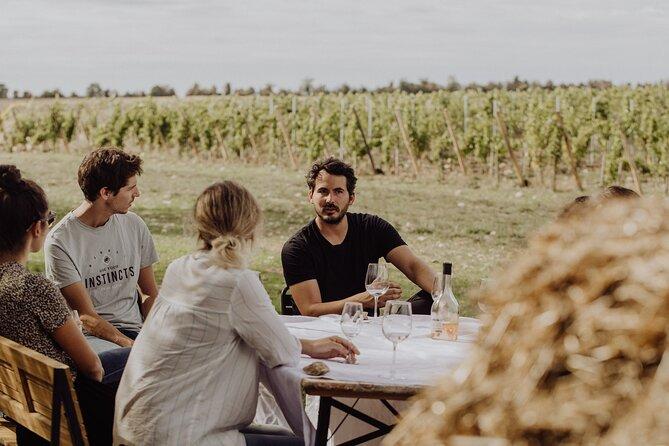 Vineyard tour and wine tasting in Davron