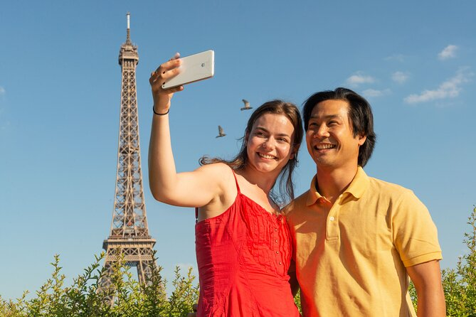 Eiffel Tower Audio Guided Visit With Priority Access, Optional Cruise