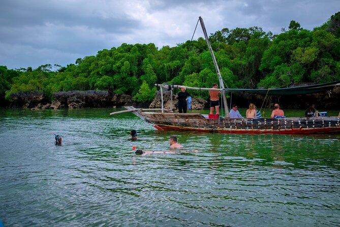Full Day Safari Blue Zanzibar