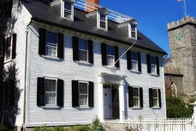 The Ghosts of Salem Walking Tour