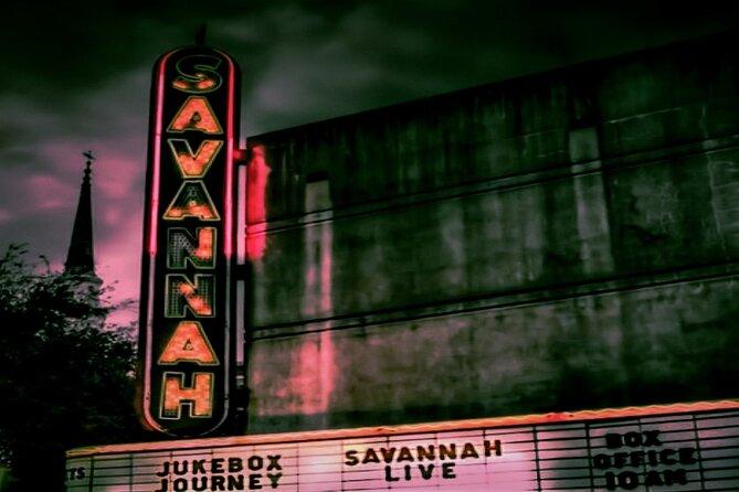 Historic Savannah Theatre 3 Hour Investigation