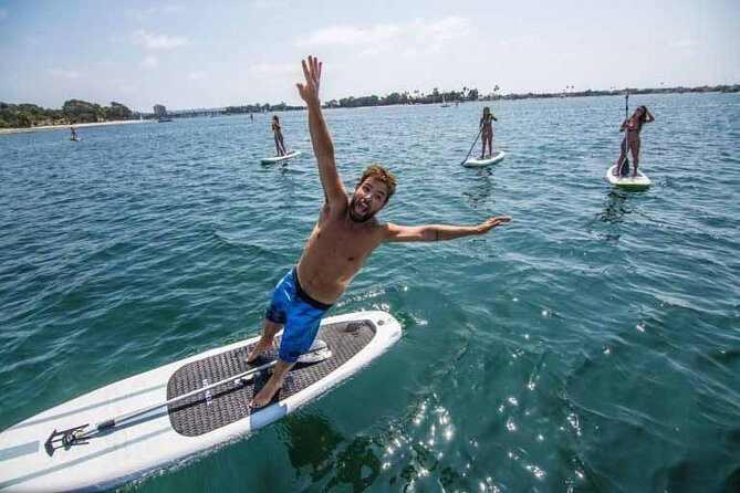 Small-Group Snorkeling and SUP Adventure in People's Island