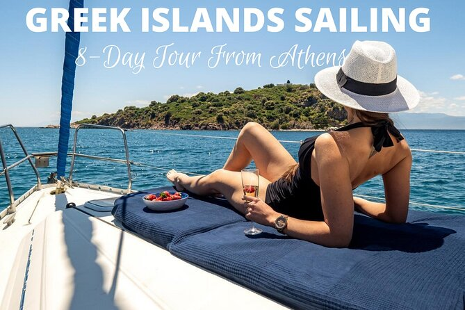 The Top 8-Day Private Sailing Tour of the Greek Islands & Peloponnese