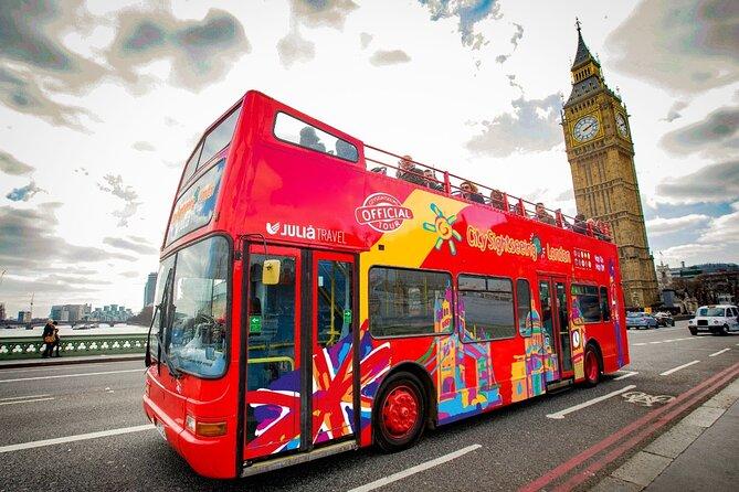 Hop-on hop-off stadstour door Londen