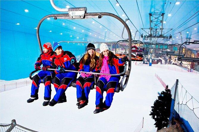 Ski Dubai Snow Classic Admission Ticket