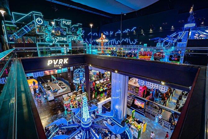 VR Park Dubai- Pay and Play Super Pass