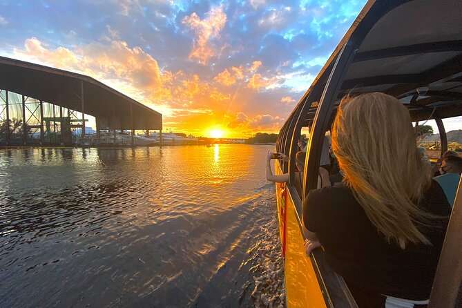 Fort Lauderdale Sunset Tour by Boat