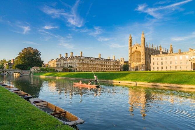 CAMBRIDGE & GREENWICH - Day Tour from Brighton