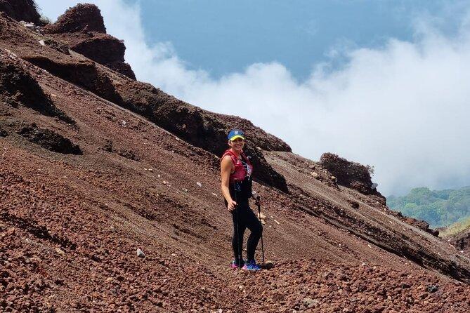 Trekking San Miguel ( Chaparastique ) Active Volcano