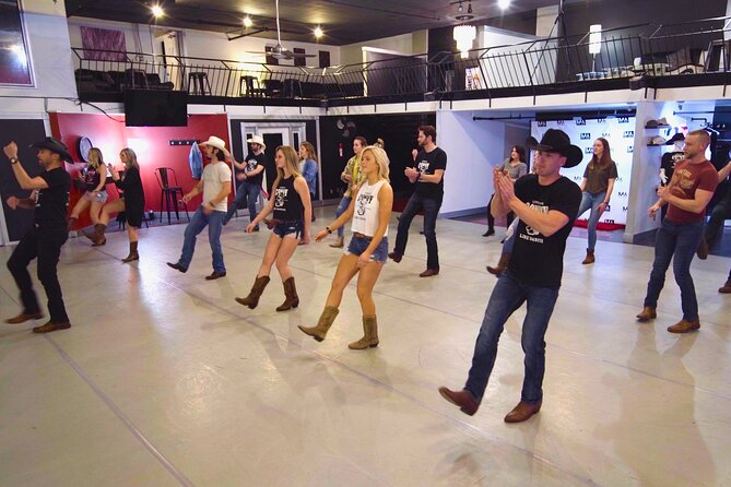 Learn to Line Dance in Nashville: Private Line Dancing Class