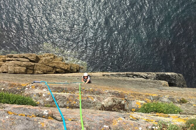 North Wales Rock Climbing Course