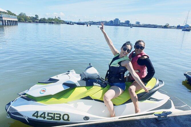 Jet Ski Safari in Brisbane