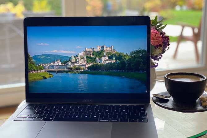 Salzburg Virtual City Walk - Live Virtual Tour