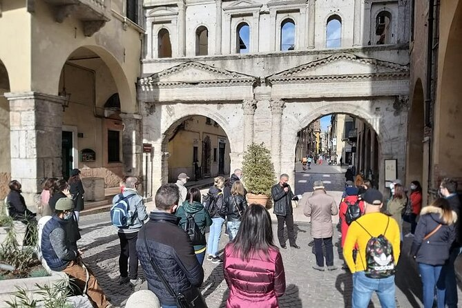 Verona Private Walking Tour in 90 Minutes