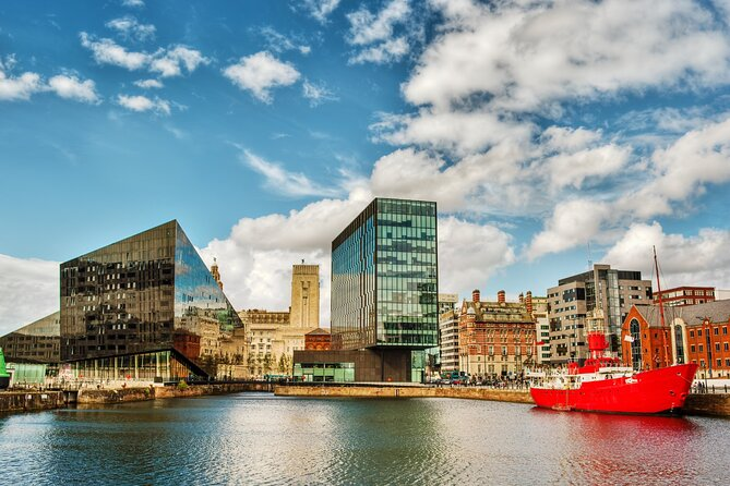 Liverpool Maritime History - Private 2 Hour Walking Tour for 1-6 People