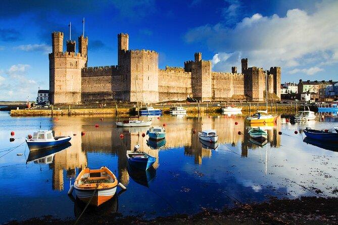 Snowdonia & The 3 Castles Private Tour