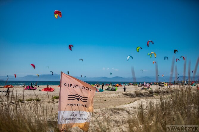Kitesurfing course for all levels