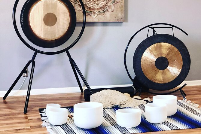 Relaxing Sound Meditation Experience in Phoenix