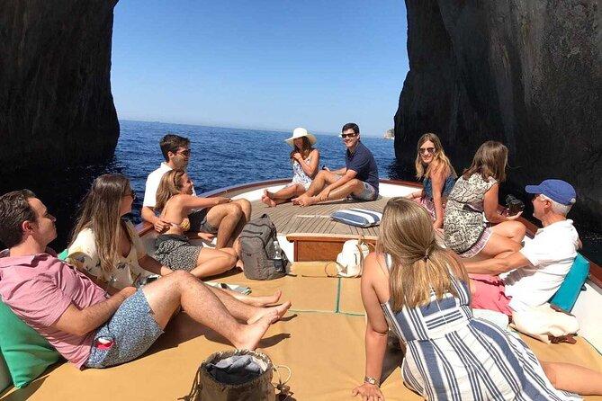 Capri Deluxe Private tour from Naples