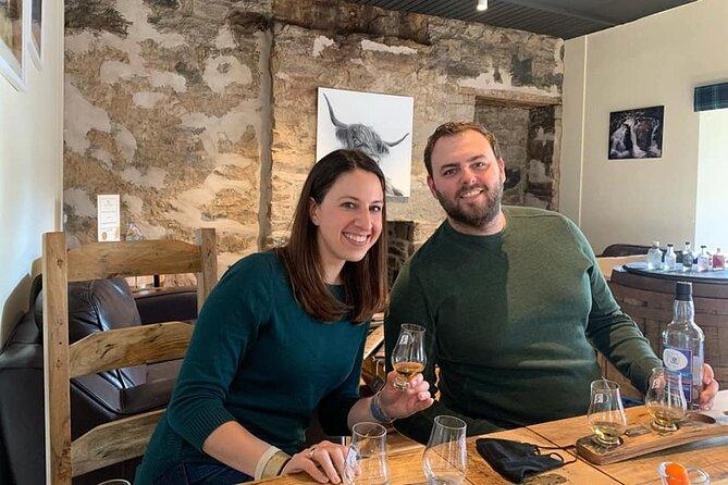 Edinburgh Whisky Tour - Whisky Tasting and Distillery Tours