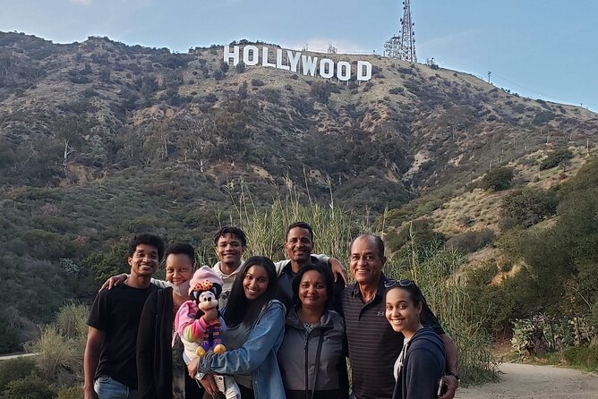Private Hollywood Sign Adventure Hike - Closest Possible View
