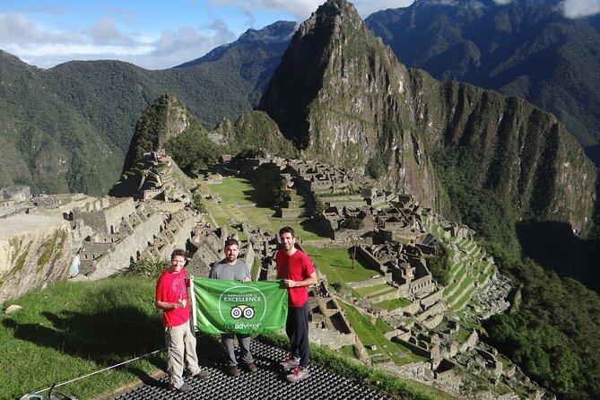 Short Inka Trail to Machupicchu two Days one Night