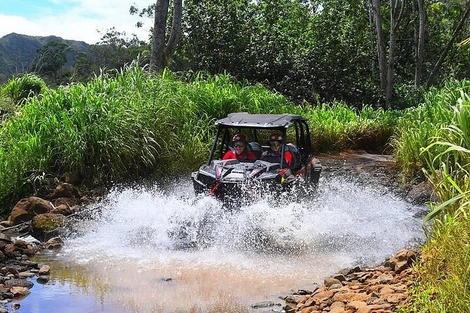 Kauai ATV Waterfall Tour