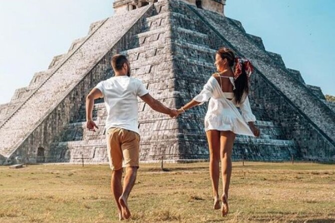 Discovery World Wonder | Chichen Itzá + Cenote + Valladolid with Buffet :P