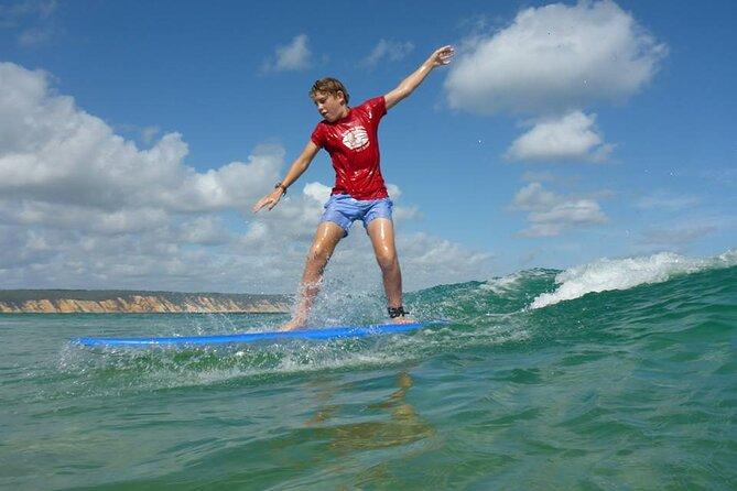 Surf Lesson Rainbow Beach 2 Hour