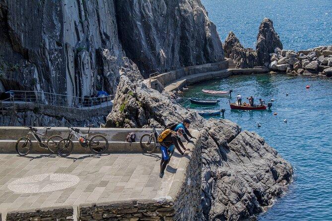 Half Day Private Tour of the Cinque Terre by E-Bike