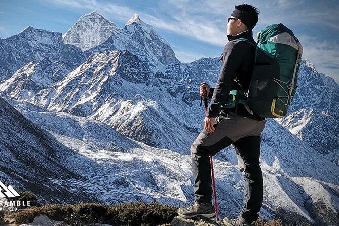 Everest Base Camp Trek -14 Days