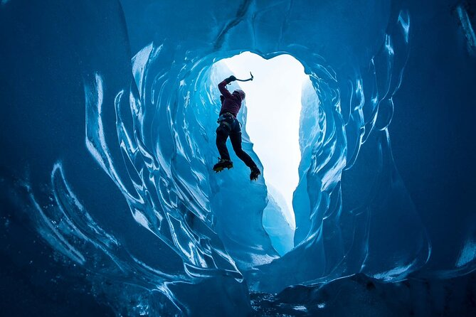 Vatnajökull Ice Climbing