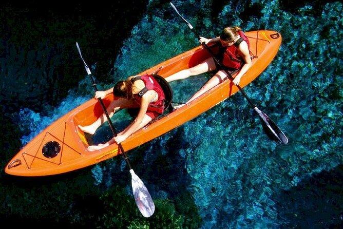 NEW TOUR! Thousand Islands Clear Bottom Bioluminescent Kayak Tour!